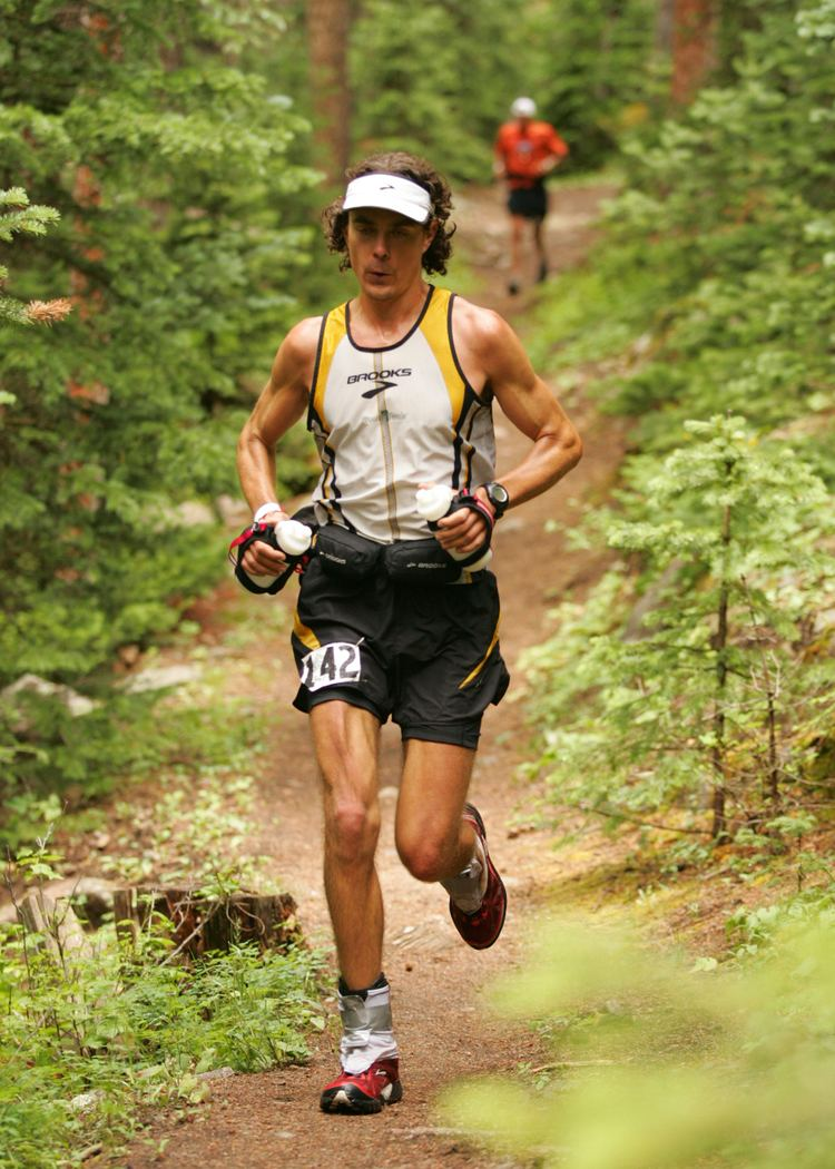 Scott Jurek Scott Jurek talks food and fitness Jack amp Viv