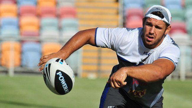 Scott Moore (rugby league) North Queensland39s english recruit Scott Moore settling in