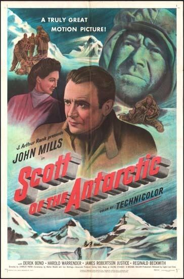 Scott of the Antarctic (film) Scott of the Antarctic original film poster Movie Poster Studio 1457
