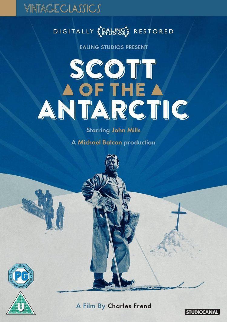 Scott of the Antarctic (film) Scott of the Antarctic 1948 film