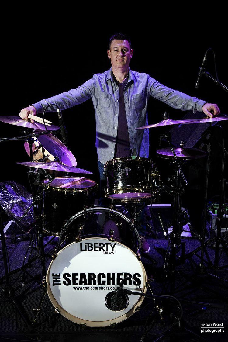 Scott Ottaway Scott Ottaway Liberty Drums