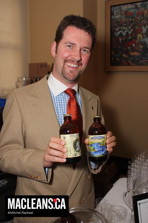 Scott Reid (politician) Beer chocolate and MPs Macleansca