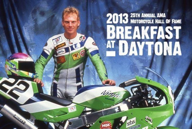 Scott Russell (motorcyclist) Motul NEWS 39Mr Daytona39 Scott Russell to headline AMA