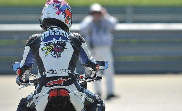 Scott Russell (motorcyclist) Scott Russell Returning To Yamaha Champions Riding School