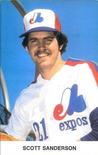 Scott Sanderson Baseball Alchetron The Free Social Encyclopedia