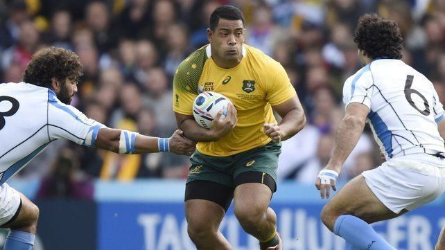 Scott Sio Sio only change to Australia side for RWC final RT Sport