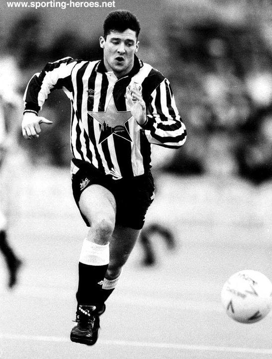 Scott Sloan (footballer) Scott SLOAN League appearances Newcastle United FC