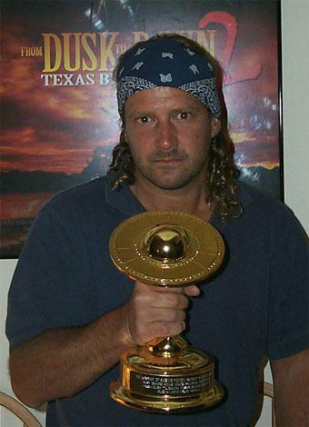 Scott Spiegel Scott Spiegel Wins Saturn Award