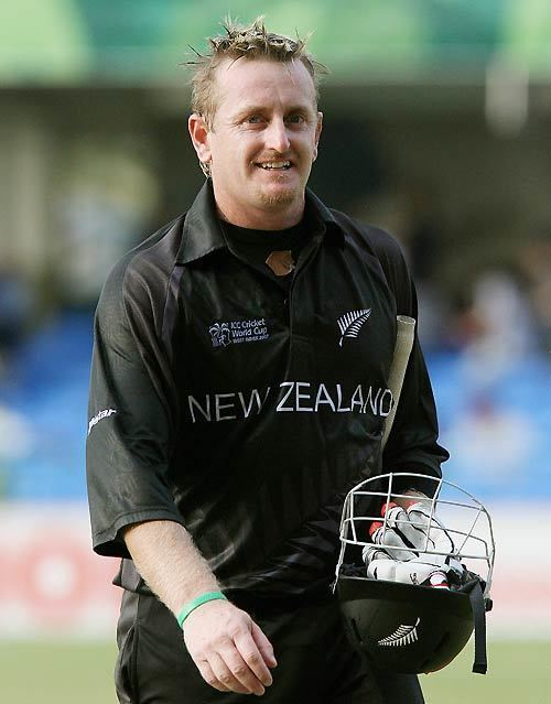 Scott Styris (Cricketer) in the past