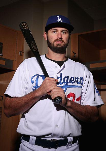 Scott Van Slyke Scott Van Slyke Pictures Los Angeles Dodgers Photo Day