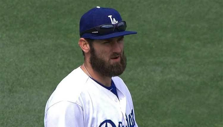 Scott Van Slyke Dodgers Digest 2014 Dodgers In Review OF1B Scott Van Slyke