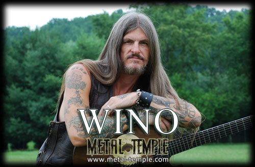 Scott Weinrich Scott Wino Weinrich interview MetalTemplecom