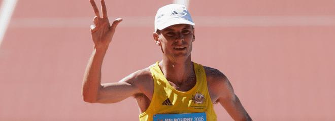 Scott Westcott Australian Olympic Committee Scott Westcott
