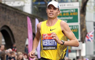 Scott Westcott 40YearOld Dad of Three Makes His First Olympic Team Runners World