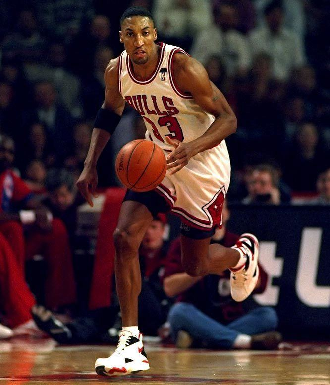 Scottie Pippen How Great Was Scottie Pippen The Bulls Charge News and Analysis