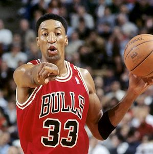 Scottie Pippen Scottie Pippen Wikipedia the free encyclopedia