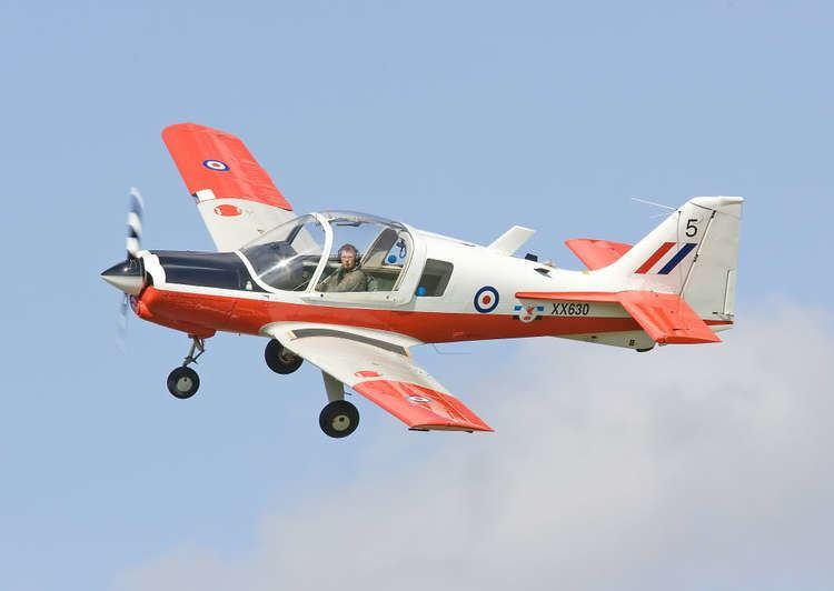 Scottish Aviation Bulldog Aviation Bulldog Specifications A photo