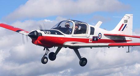 Scottish Aviation Bulldog DHSL Bulldog