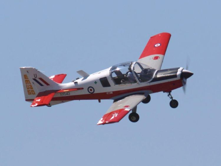 Scottish Aviation Bulldog Scottish Aviation Bulldog Specifications A photo