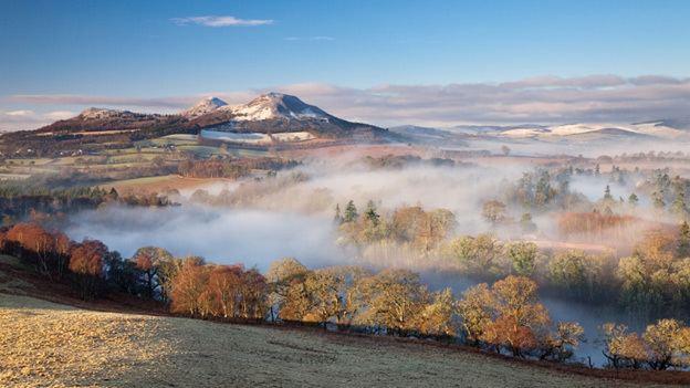 Scottish Borders Beautiful Landscapes of Scottish Borders