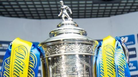 Scottish Cup Scottish Cup sponsor extends deal by four years BBC Sport
