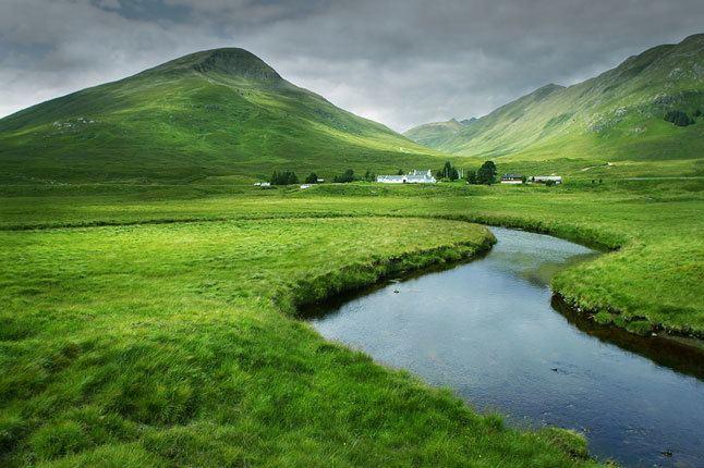 Scottish Highlands Luxury travel guide Scottish Highlands Scotland Cond Nast Traveller