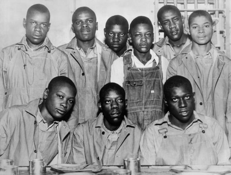 Scottsboro Boys Scottsboro Boys by Margot N on Prezi