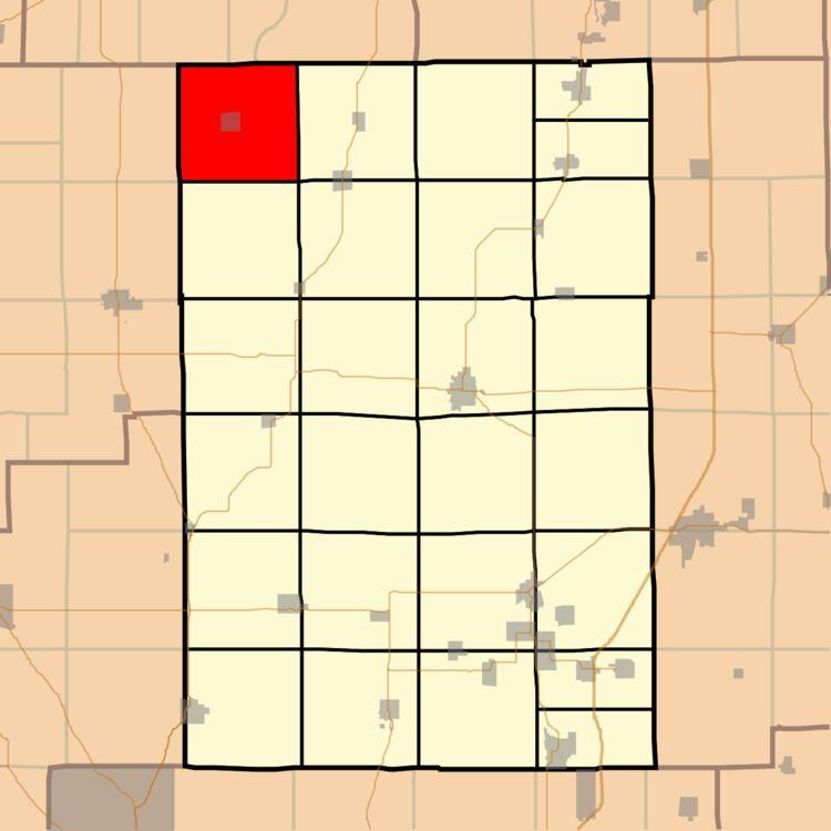 Scottville Township, Macoupin County, Illinois