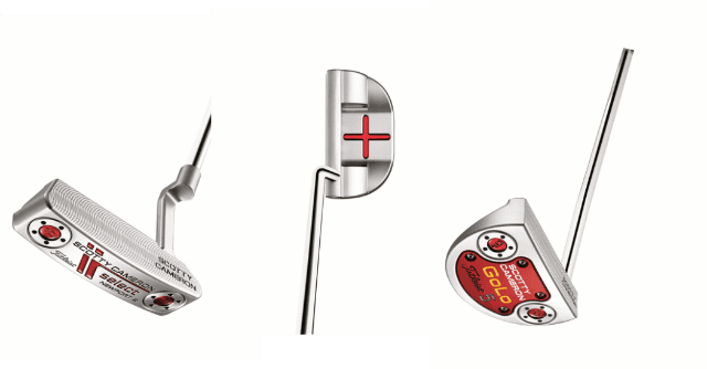 Scotty Cameron Scotty Cameron launch new Select and GoLo models Golf