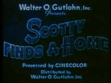 Scotty Finds a Home movie poster