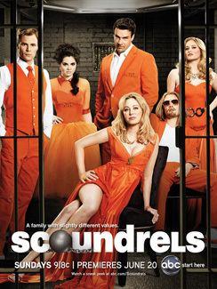 Scoundrels (TV series) Scoundrels TV series Wikipedia