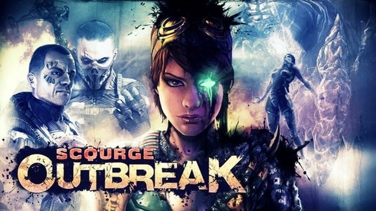 Scourge: Outbreak Scourge Outbreak PC Gameplay YouTube