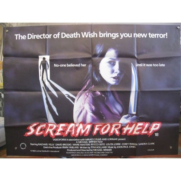 Scream for Help Scream for Help HORRORPEDIA