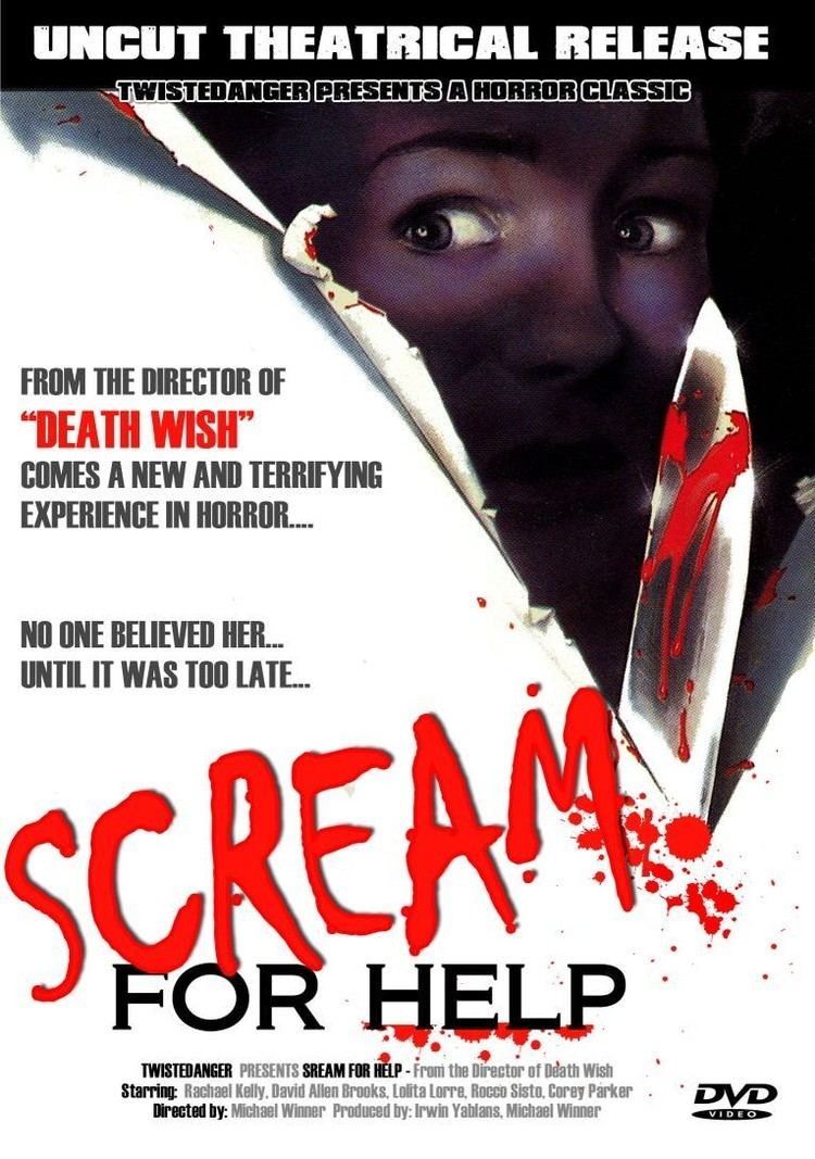 Scream for Help Scream for Help 1984 DVD Twistedanger