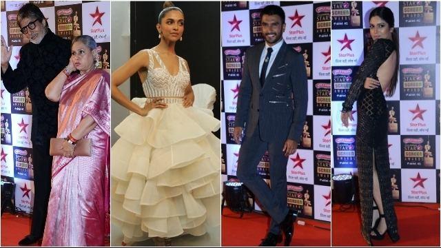 Screen Awards Star Screen Awards 2016 Deepika Padukone Ranveer Singh Amitabh