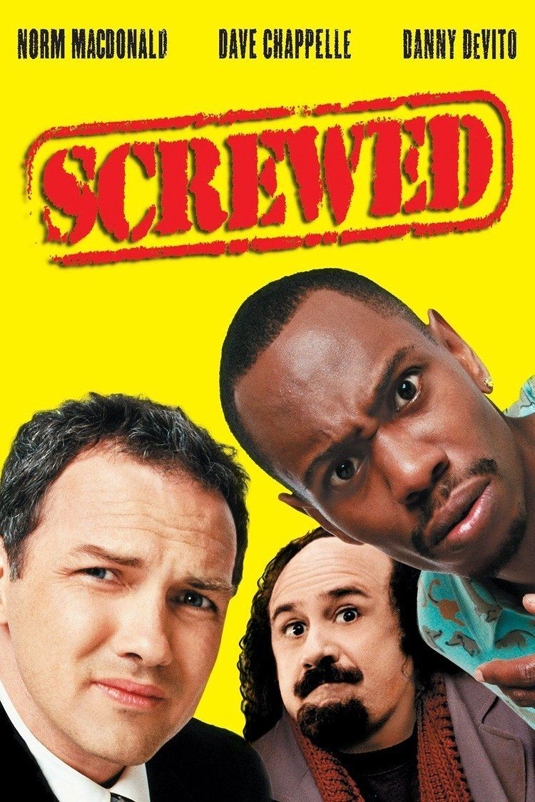 Screwed (2000 film) wwwgstaticcomtvthumbmovieposters25468p25468