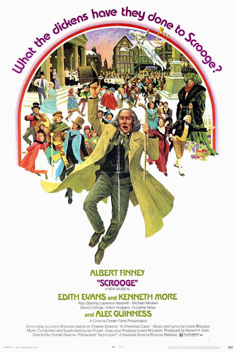 Scrooge (1970 film) wwwgstaticcomtvthumbmovieposters39338p39338