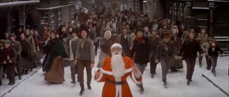 Scrooge (1970 film) Scrooge 1970 A Slice of Cake