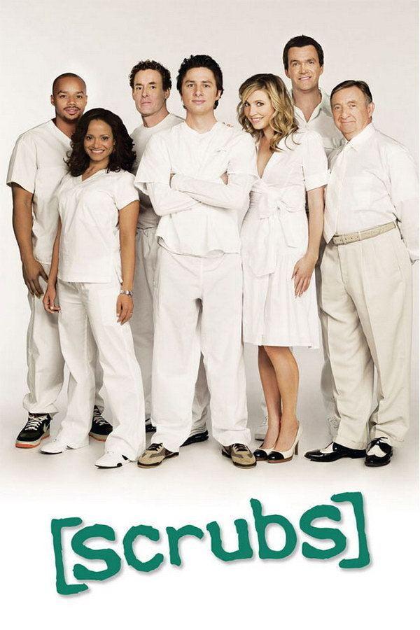 Scrubs (TV series) Scrubs Font TV Show Font