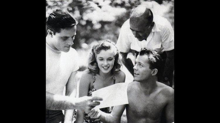 Scudda Hoo! Scudda Hay! Marilyn Monroe In Scudda Hoo Scudda Hay Church And Canoe Scenes