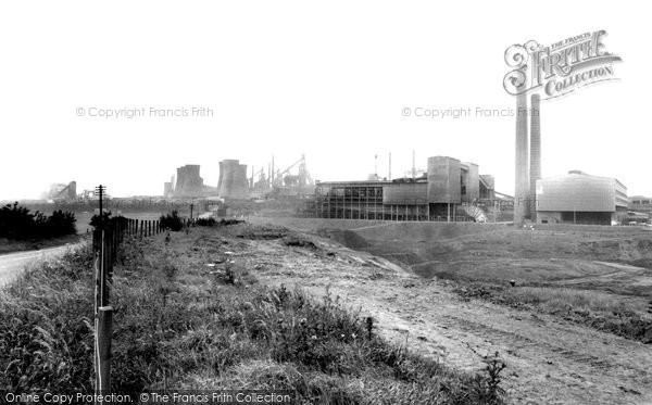 Scunthorpe in the past, History of Scunthorpe