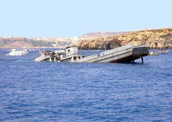 Scuttling Gozo NewsCom