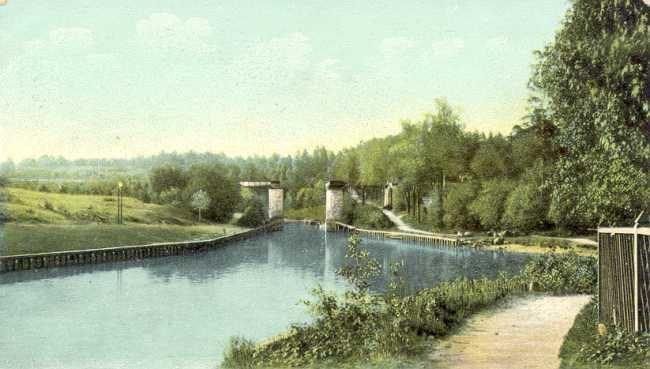 Sodertalje in the past, History of Sodertalje