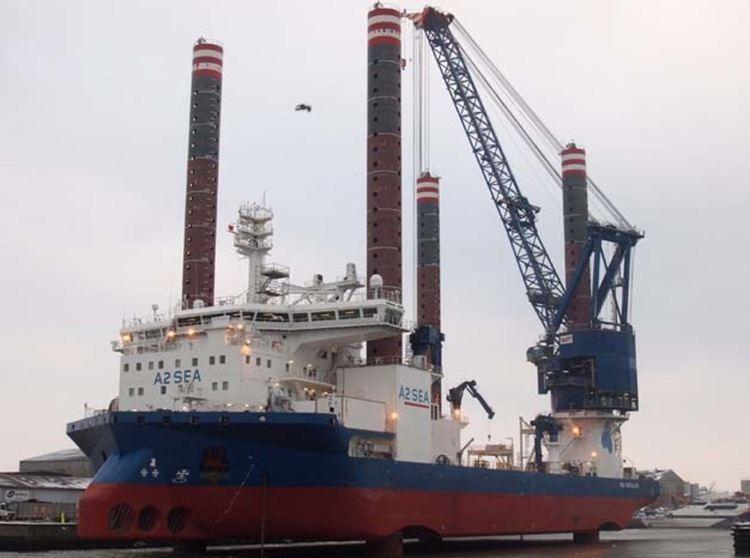 Sea Installer Sea Installer Heavy Lift Specialist