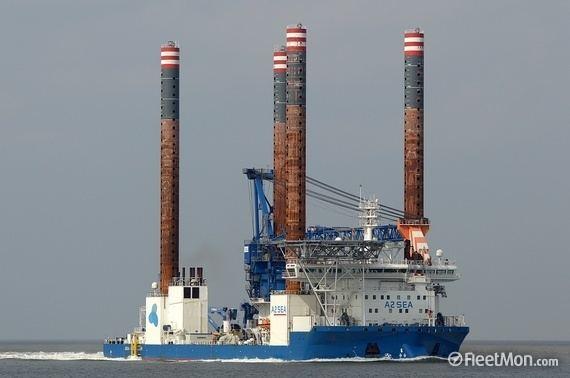 Sea Installer SEA INSTALLER Cargo ship IMO 9646481