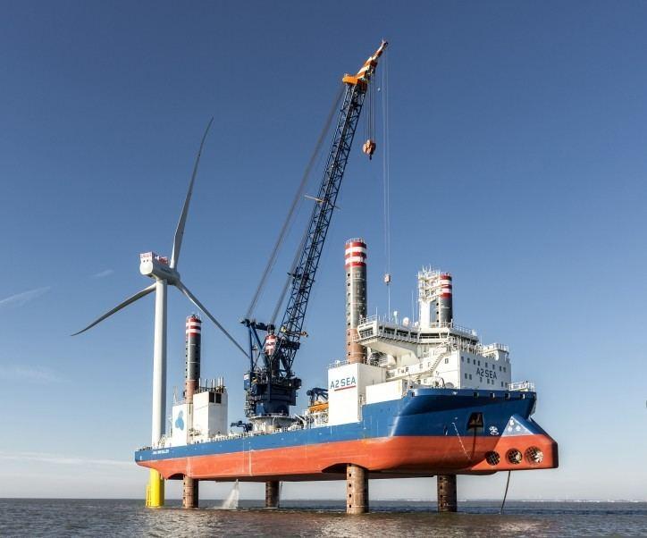 Sea Installer SEA INSTALLER Offshore Support Vessel Details and current