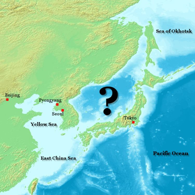 Sea of Japan naming dispute