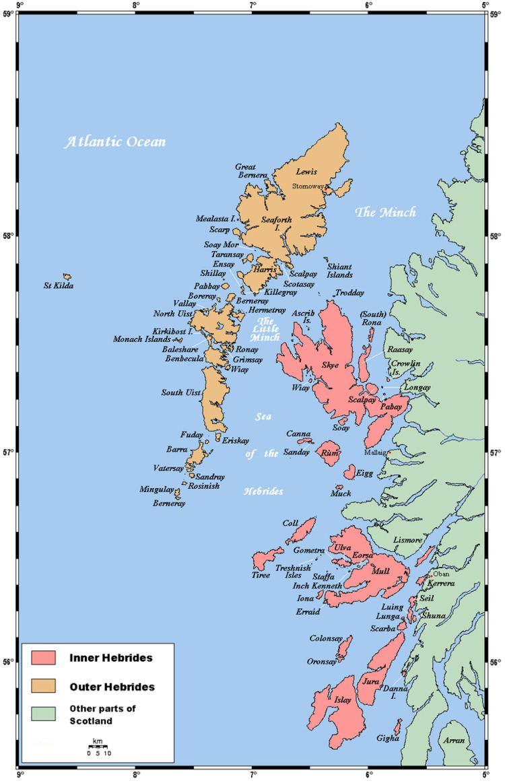 Sea of the Hebrides