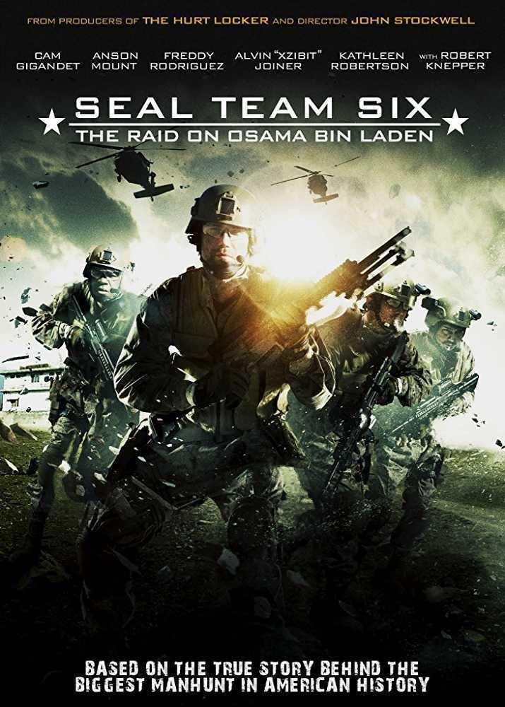 Seal Team Six: The Raid on Osama Bin Laden (2012)