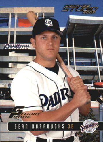 Sean Burroughs Sean Burroughs Baseball Statistics 19992016